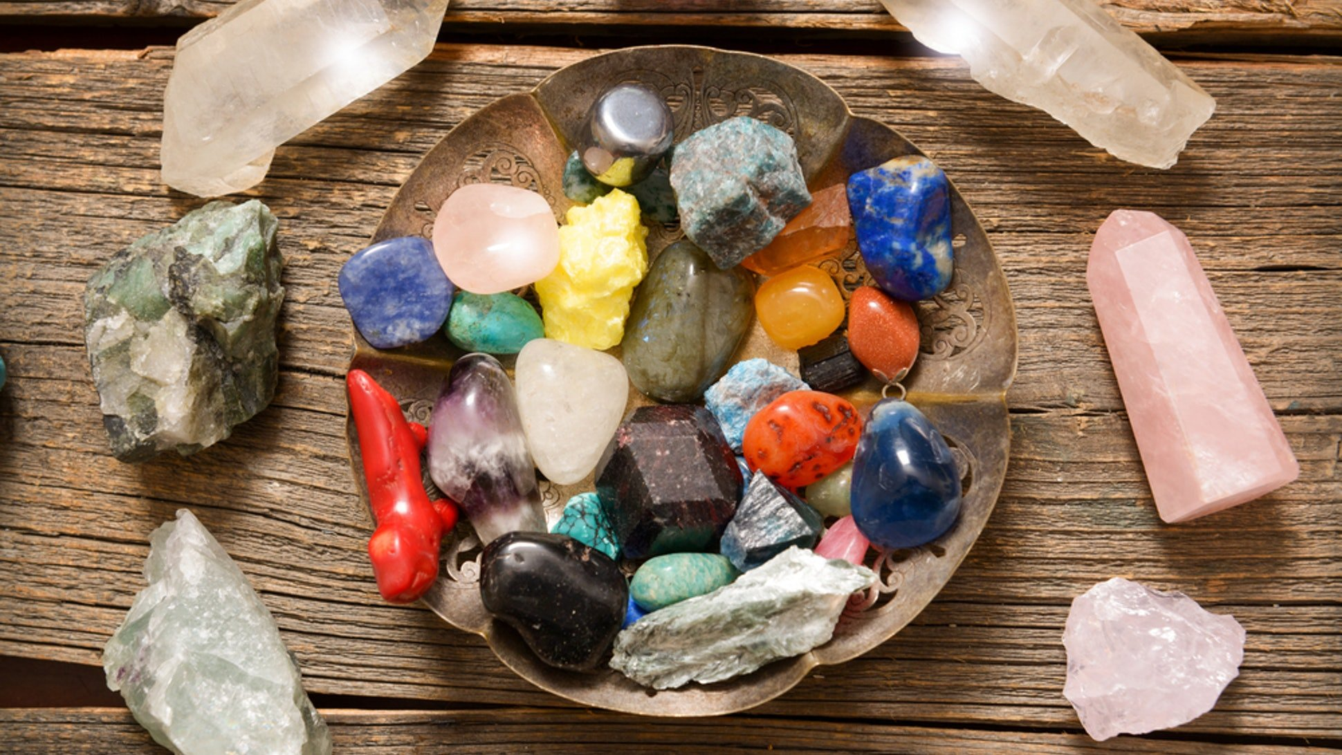 11 Unexpected Ways To Use Crystals For Healing — Instead Of Just For Decoration