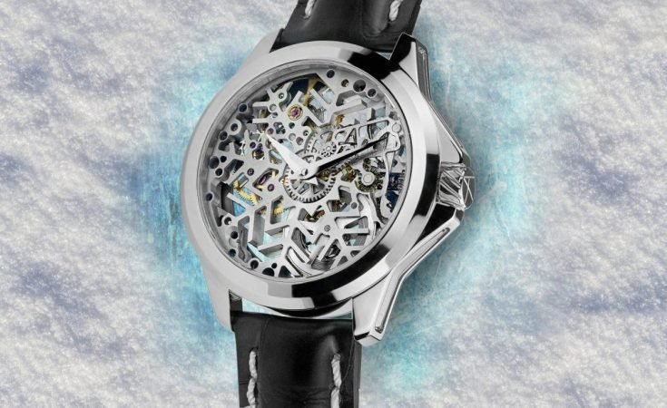 Snowflakes: Two 'Snow Crystal' Watches To Melt Your Heart At The Most Wonderful Time Of The Year