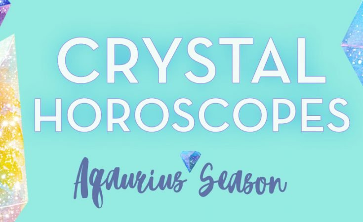 Crystal Horoscope: Healing Gemstones for Aquarius Season